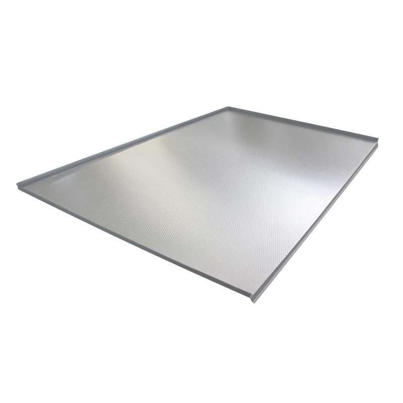Base fregadero 16mm aluminio conforti luxe m120 escolano for Fregaderos de aluminio