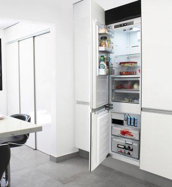 Refrigerador y Congelador Integral Panelable